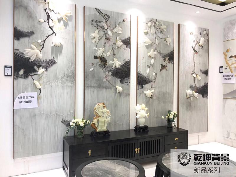 佛山艺术瓷砖背景墙